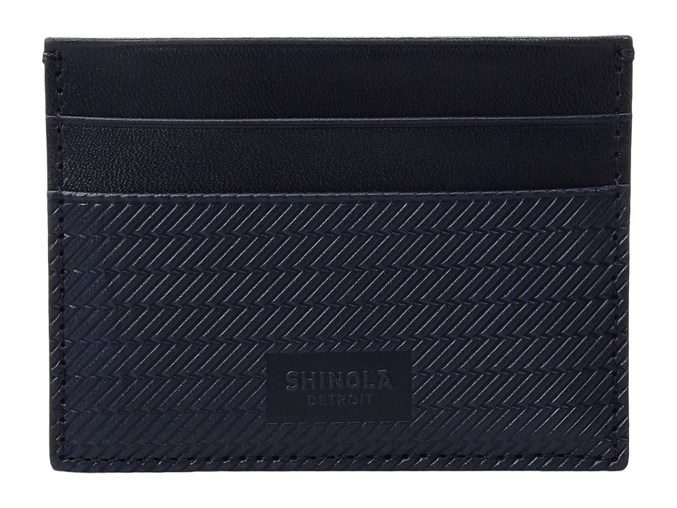 Shinola Detroit - Bolt Embossed Five