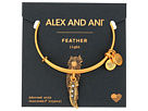 Alex and Ani Feather II Bangle