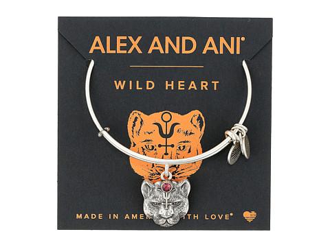 Alex and Ani Path of Symbols - Wild Heart II Bangle - Rafaelian Silver
