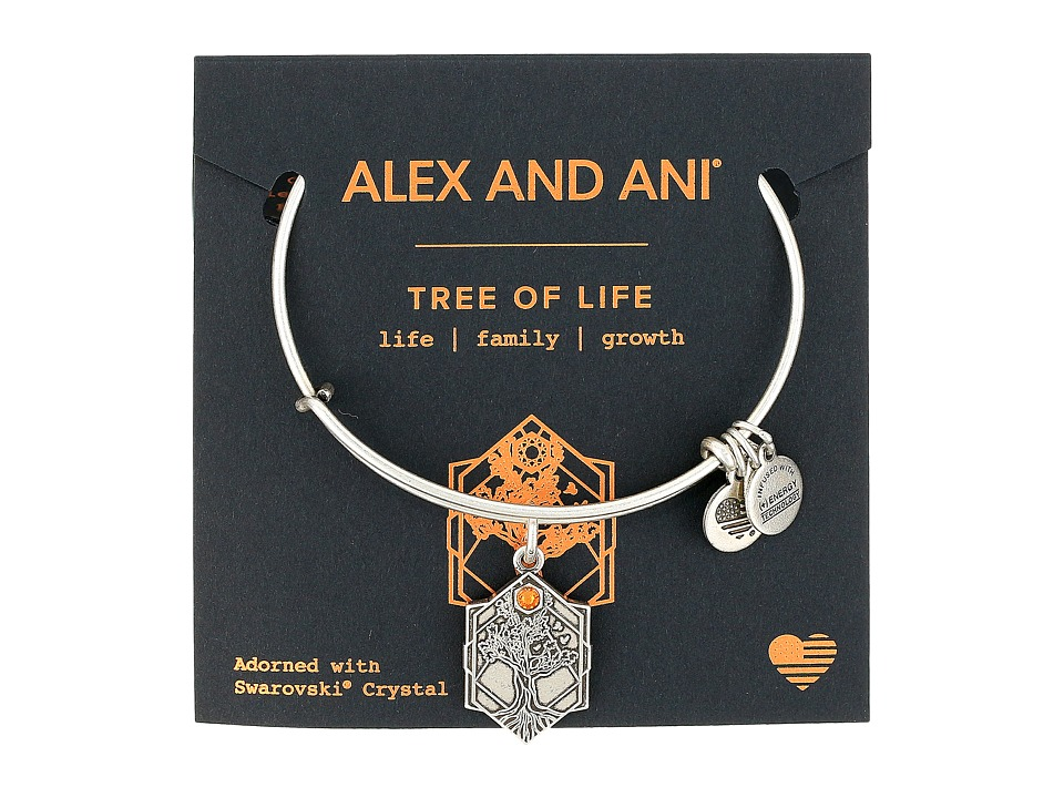 Alex and Ani Alex and Ani - Path of Symbols - Tree of Life IV Bangle