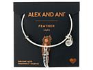 Alex and Ani Alex and Ani Path of Symbols - Feather II Bangle