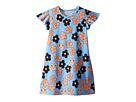 mini rodini - Flowers Wing Dress (Infant/Toddler/Little Kids/Big Kids)