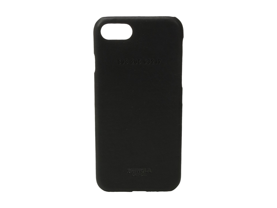 Shinola Detroit - iPhone 7 Case (Black) Cell Phone Case