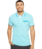 Lacoste - Golf Semi-Fancy Super Light w/ Pocket Polo