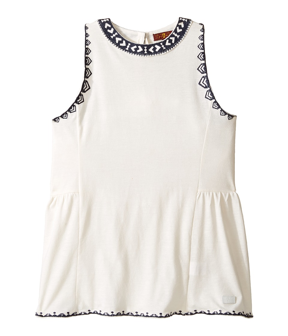 7 For All Mankind Kids - High Neck Tank Top