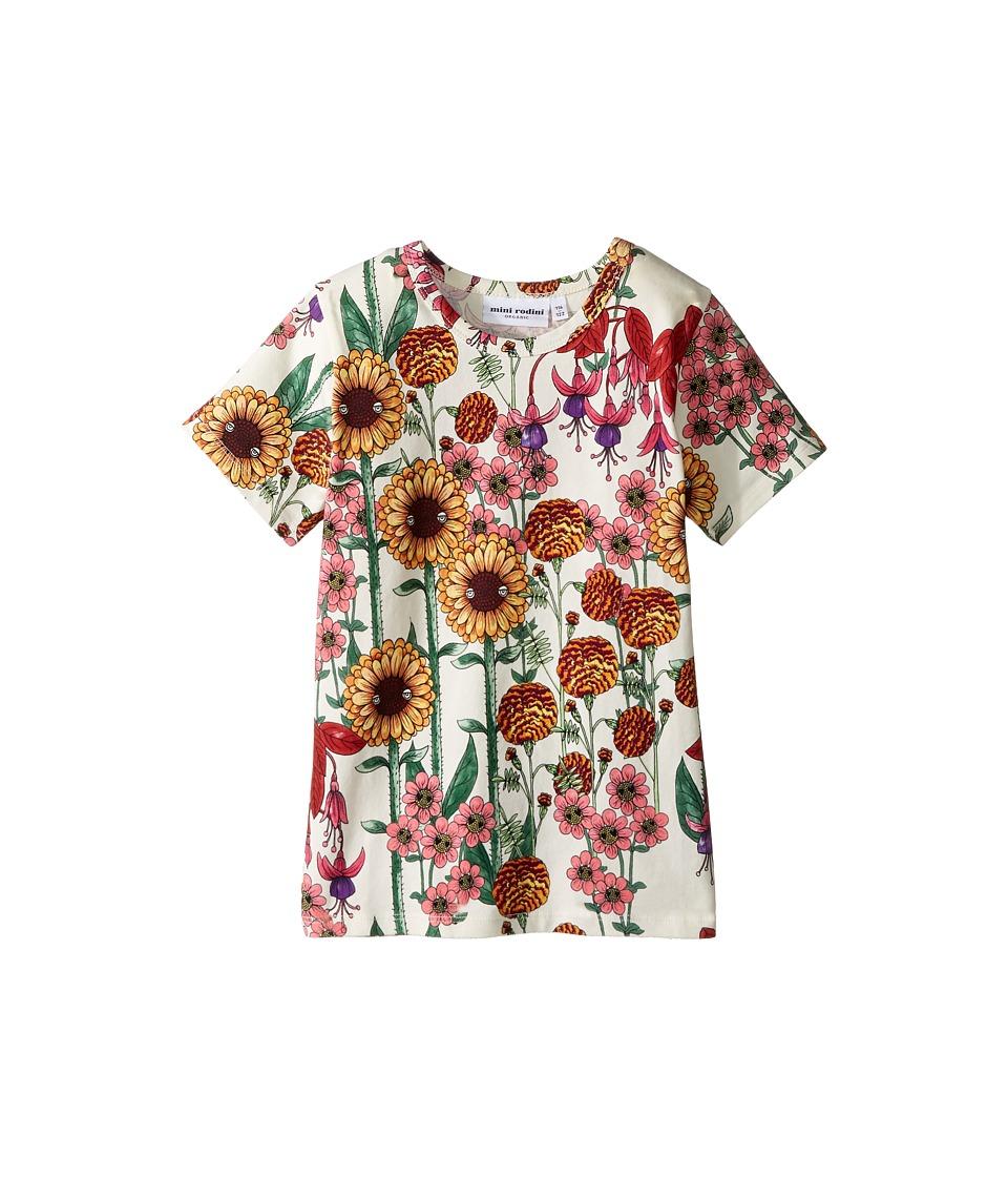 mini rodini - Garden Short Sleeve Tee