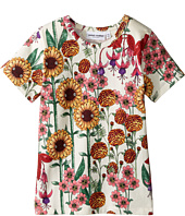 mini rodini - Garden Short Sleeve Tee (Infant/Toddler/Little Kids/Big Kids)