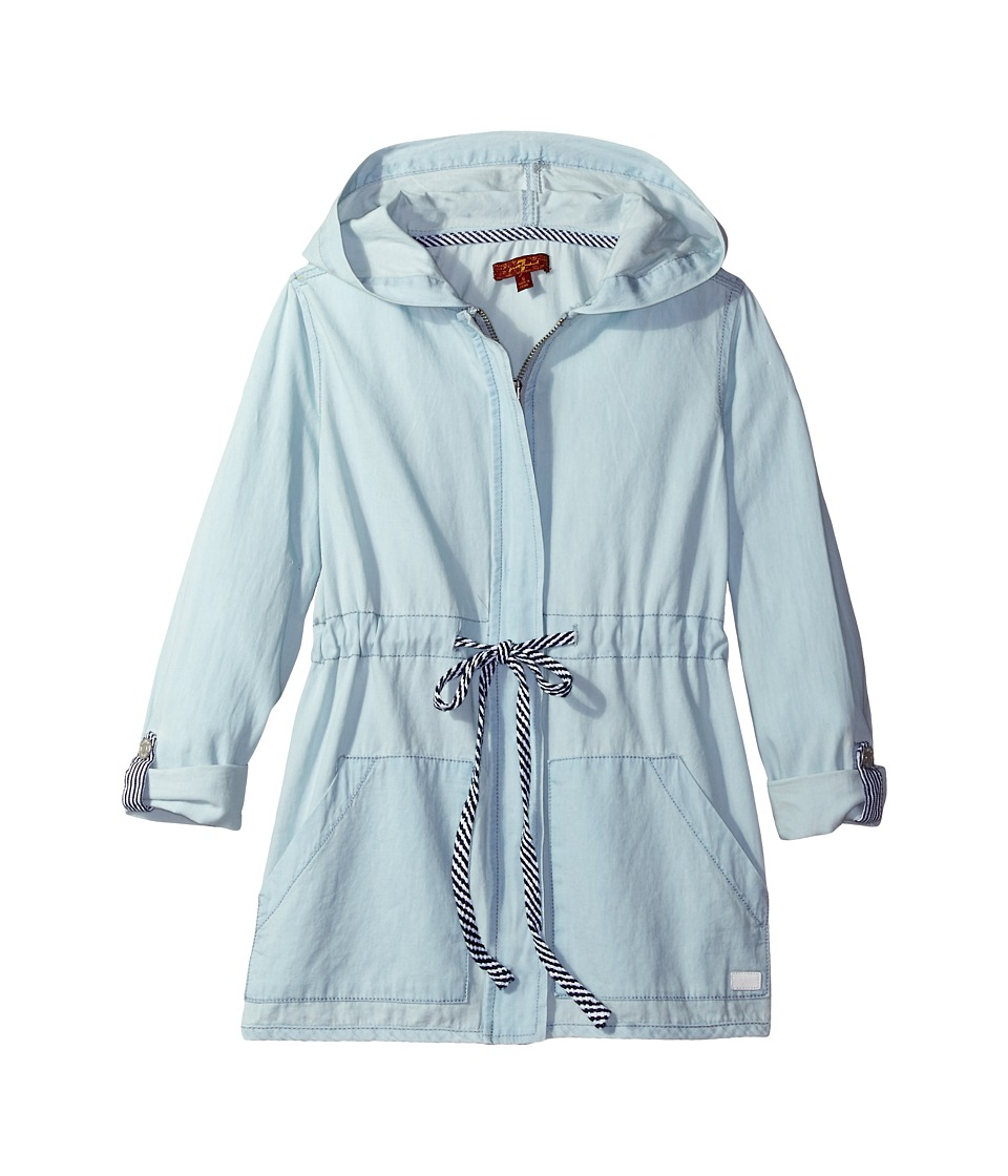 7 For All Mankind Kids - Chambray Jacket