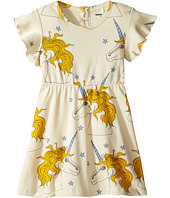 mini rodini - Unicorn Star Wing Dress (Infant/Toddler/Little Kids/Big Kids)