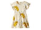 mini rodini - Unicorn Star Wing Dress (Infant/Toddler/Little Kids/Big Kids)