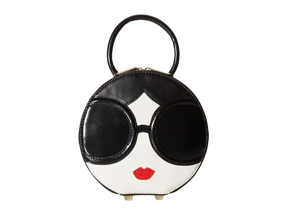 Alice + Olivia - Stace Face Circular Mini Bag