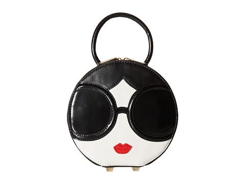 Alice + Olivia Stace Face Circular Mini Bag - Multi