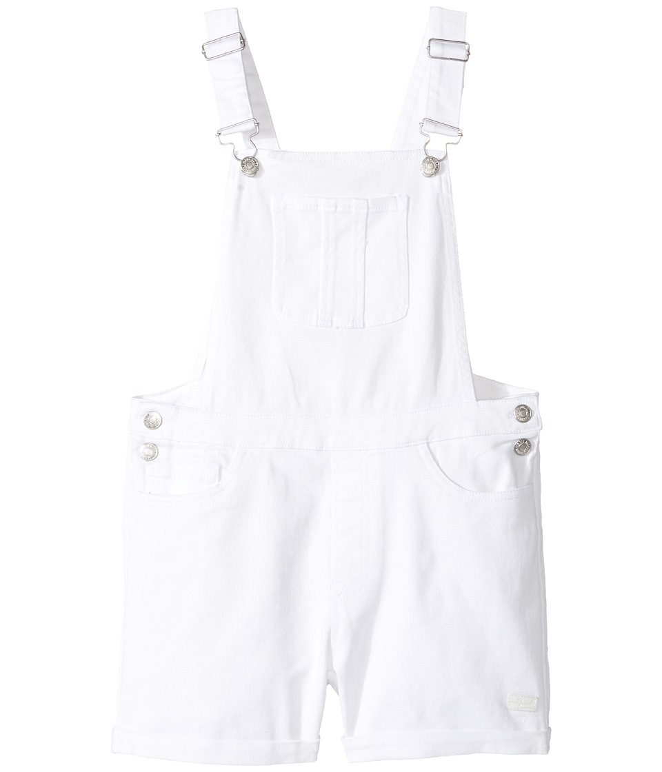 7 For All Mankind Kids - Jumper in White Denim