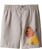 mini rodini - Lion Swimshorts (Infant/Toddler/Little Kids/Big Kids)