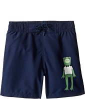 mini rodini - Frog Swimshorts (Infant/Toddler/Little Kids/Big Kids)