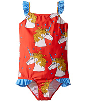 mini rodini - Unicorn Star Wing Swimsuit (Infant/Toddler/Little Kids/Big Kids)