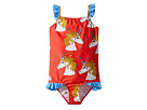 mini rodini - Unicorn Star Wing Swimsuit (Infant/Toddler/Little Kids/Big Kids)
