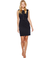 Ivanka Trump - Ponte Dress with Grommets