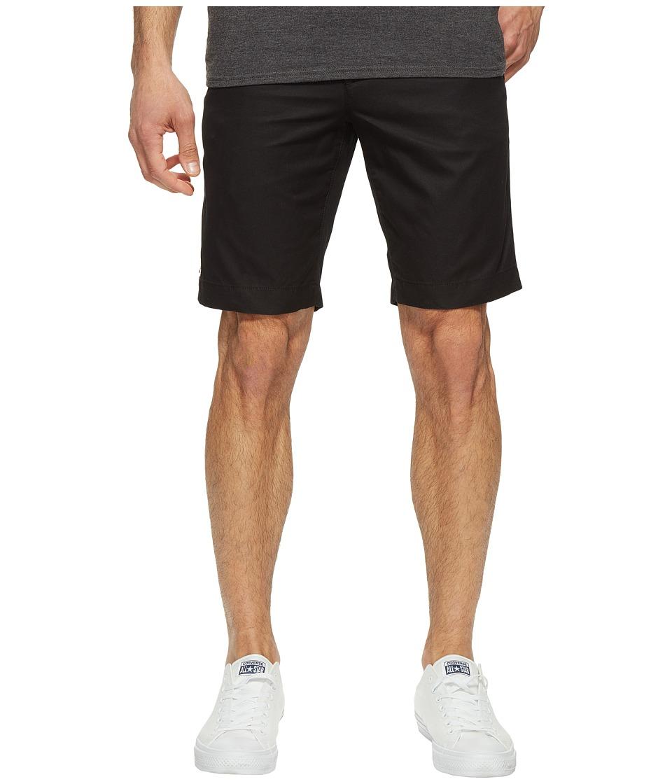 Lacoste Slim Bermuda Shorts (Black) Men