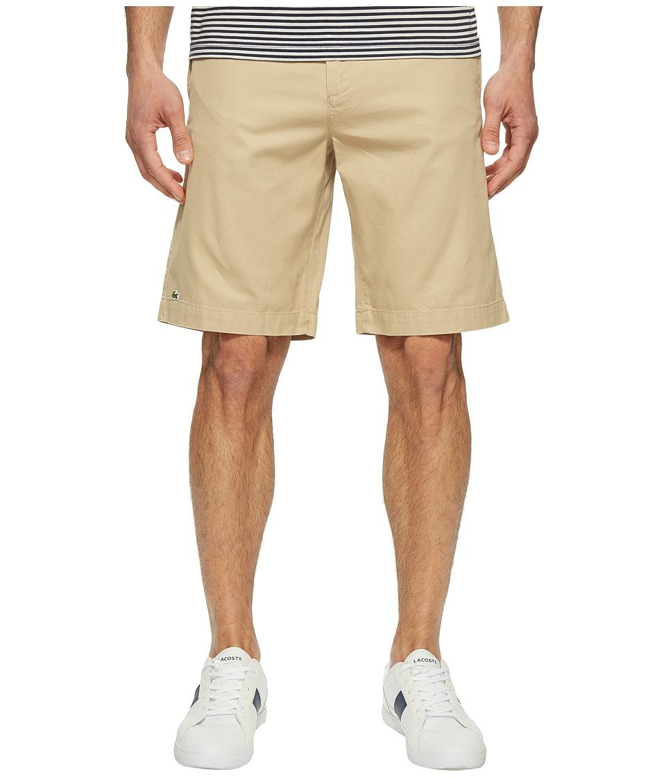 Lacoste Classic Bermuda Shorts (Macaroon) Men