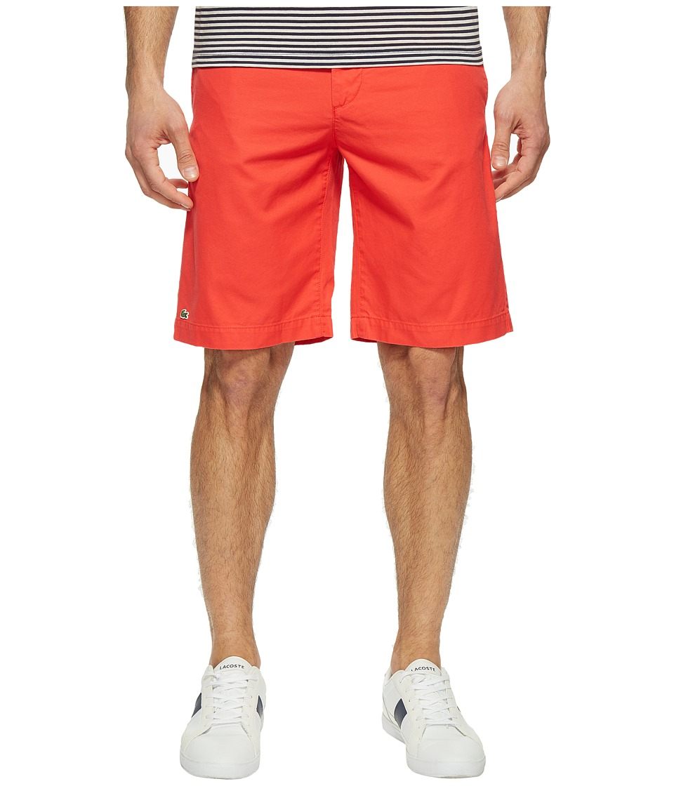 Lacoste Classic Bermuda Shorts (Grenadine) Men