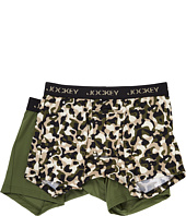 Jockey - Microfiber Performance Boxer Brief 2-Pack