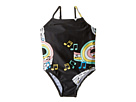 mini rodini Melody Swimsuit (Infant/Toddler/Little Kids/Big Kids)