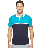 Lacoste - Sport Color Block Ultra Dry Pique Knit
