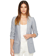 Ivanka Trump - Stripe Boyfriend Jacket