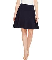 Ivanka Trump - Textured Flounce Skirt