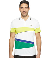 Lacoste - T2 Engineered Color Block Ultra Dry Polo
