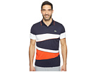 Lacoste T2 Engineered Color Block Ultra Dry Polo