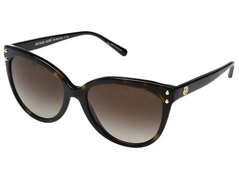 Michael Kors Jan MK2045 55mm - Dark Tortoise Acetate/Brown Gradient