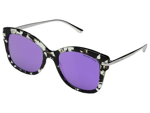 Michael Kors Lia MK2047 53mm - Snow Leopard/Violet Mirror