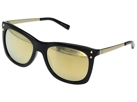 Michael Kors Lex MK2046 54mm - Black/Liquid Gold