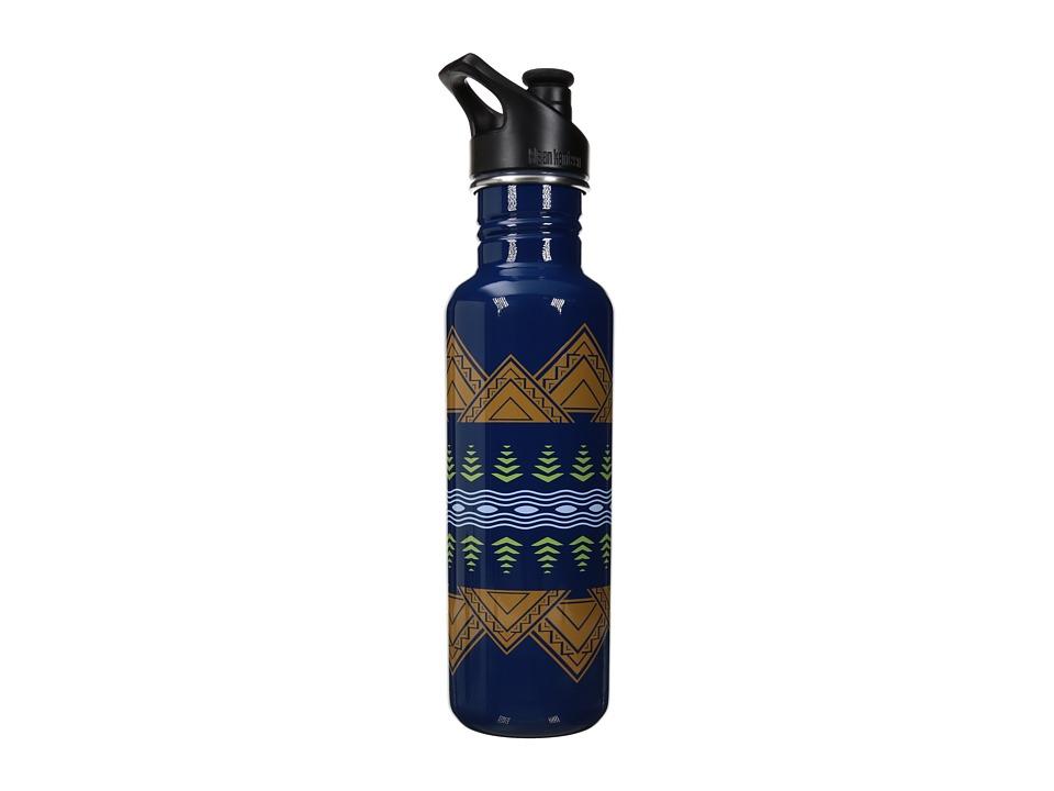 Pendleton - Stainless Steel Water Bottle (American Treasures) Outdoor Sports Equipment