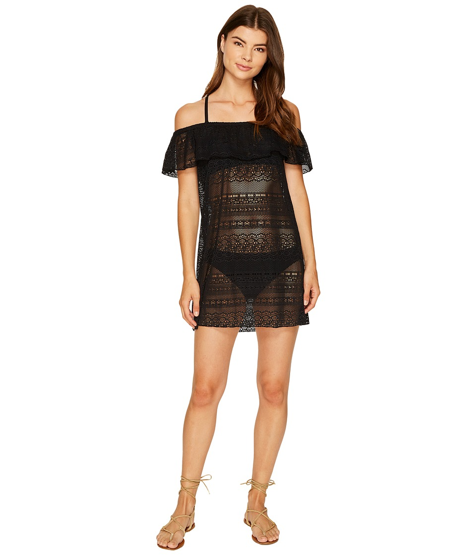 Roxy Surf Bride Dress Cover-Up (Anthracite) Women