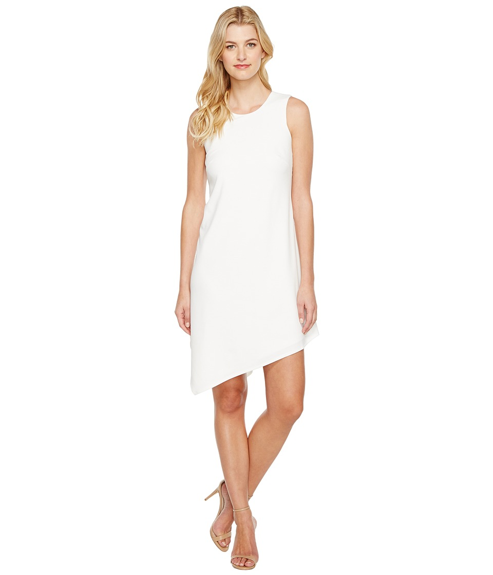 Calvin Klein Calvin Klein - A-Line Dress with Asymmetrical Hem
