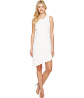 Calvin Klein - A-Line Dress with Asymmetrical Hem
