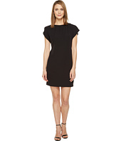 Calvin Klein - Flutter Sleeve Shift Dress
