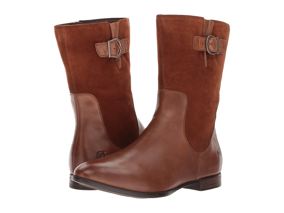 Born Elma (Brown/Rust Combo) Women