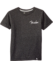 Lucky Brand Kids - Out of This World Short Sleeve Tee in Neppy Jersey (Big Kids)