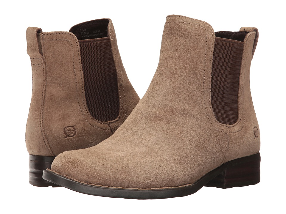 Born Casco (Taupe Suede) Women