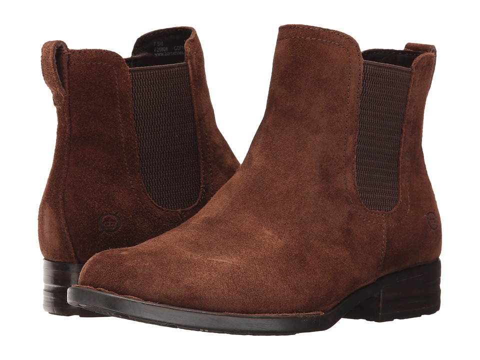 Born Casco (Brown Suede) Women