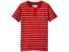 Lucky Brand Kids - Offshore Short Sleeve Henley in Slub Jersey (Big Kids)