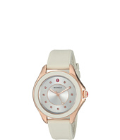 Michele - 40mm, Cape Topaz Rose Gold/Taupe