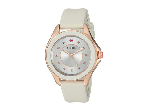 Michele 40mm, Cape Topaz Rose Gold/Taupe - Rold Gold/Taupe