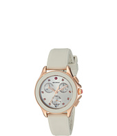 Michele - 34.5mm, Cape Chrono Rose Gold/Taupe