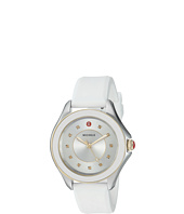 Michele - 40mm, Cape Topaz Two-Tone Gold/White