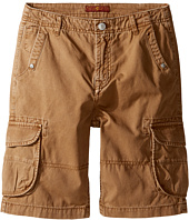 7 For All Mankind Kids - Cargo Shorts (Big Kids)